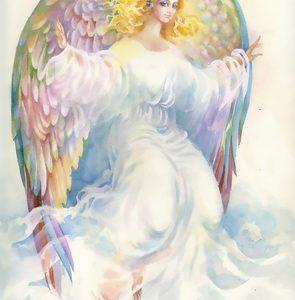 Comment parler avec l'Ange du Jour ?
