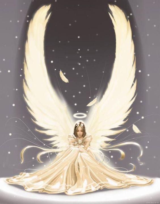 Communiquer avec l'ange du jour, une aide au quotidien !