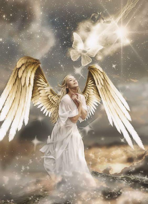 L'ange du jour, une aide précieuse au quotidien.