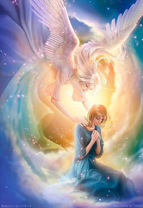 Dons et Bienfaits accordés par l'Ange du Jour