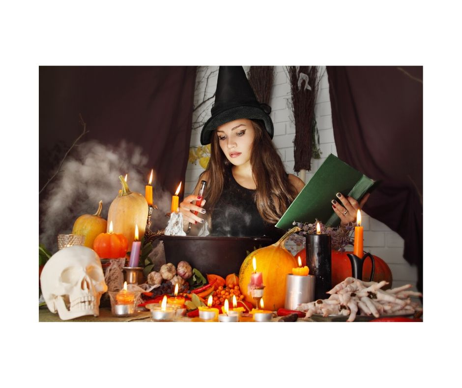 Programme Wake up your Witch